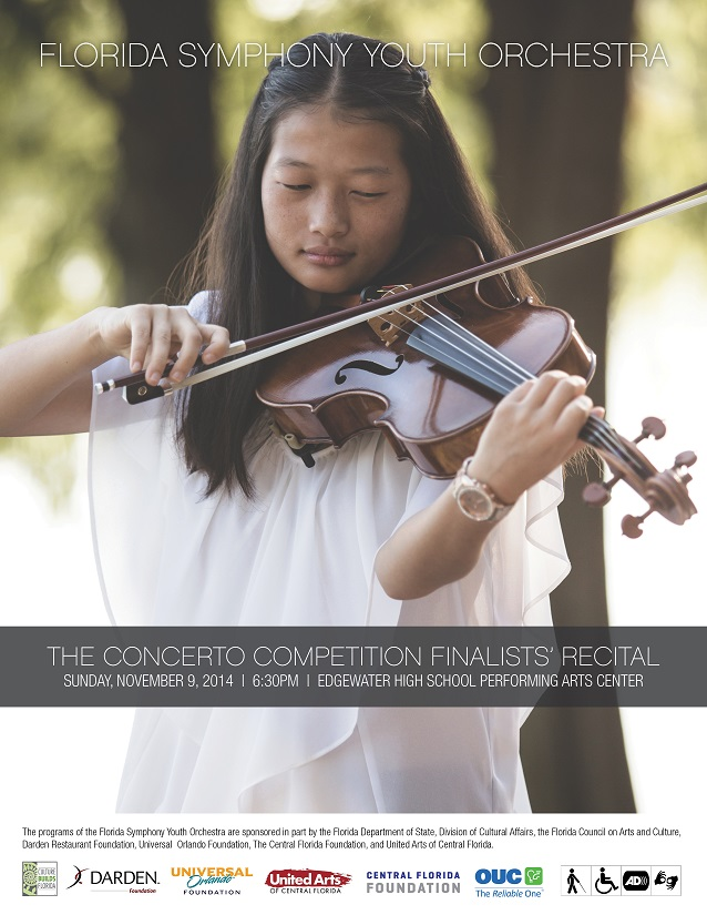 2014-15 FSYO Posters 2 Concerto Competition Resize