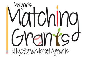 mayors matching grant logo